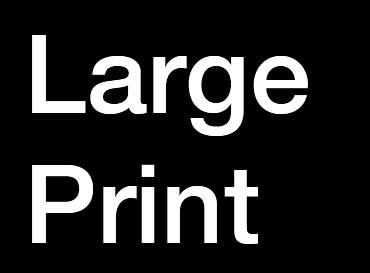 Large Print Services