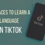 learn a language on tiktok